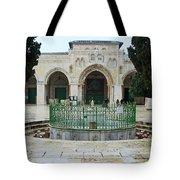 Aqsa Main Arches Tote Bag
