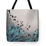 Aqua Impulse Tote Bag