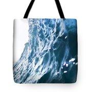 Aqua Ramp - Triptych Part 3 Of 3. Tote Bag