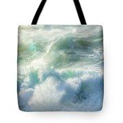 Aqua Surge Tote Bag