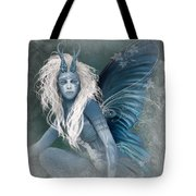 Aqua The Forest Fairy2 Tote Bag