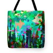 Aquaphoria Tote Bag