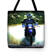 Aquaplaning Tote Bag