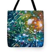 Aquarium Galaxy Tote Bag
