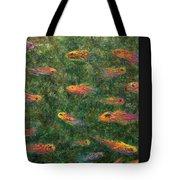 Aquarium Tote Bag by James W Johnson