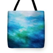 Aquatic Healing Overture  Tote Bag