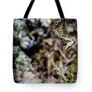 Aquino's Butterflies Tote Bag