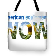 Artwork For Lawnmower Company Tote Bag