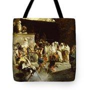 Arab Fantasia Tote Bag