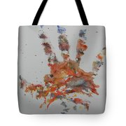 Arab Spring One Tote Bag
