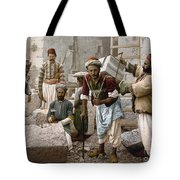 Arab Stonemasons, C1900 - To License For Professional Use Visit Granger.com Tote Bag