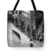 Arab Youths In Bethlehem 1938 Tote Bag