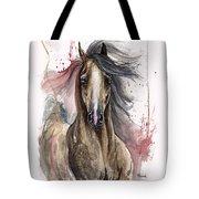 Arabian Horse 2013 10 15 Tote Bag