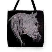arabian horse XI Tote Bag