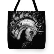 Arabian Unicorn 2 Tote Bag