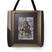 Arabic Art Tote Bag