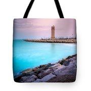 Arabic Harbour Tote Bag