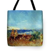 Arabs By The Sea Tote Bag