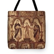 Aragon: Jesus & Disciples Tote Bag