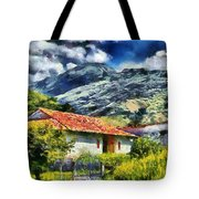 Aragua Valley Tote Bag