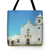 Mission La Bahia Tote Bag