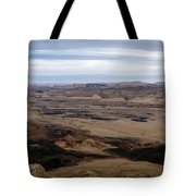 Arava Valley, South Israel, Evening Twilight Tote Bag