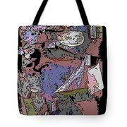 Arbor Abstract 2 Tote Bag