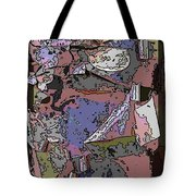 Arbor Abstract 3 Tote Bag