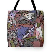 Arbor Abstract Tote Bag