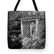 Arbor - Bw Tote Bag