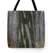 Arboreal Design Tote Bag