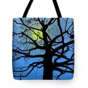 Arboreal Sun Tote Bag