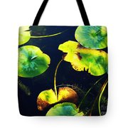 Arboretum Morning Tote Bag