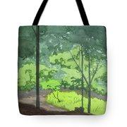 Arboretum Path Tote Bag