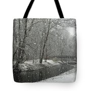 Arbuckle Bridge Tote Bag