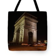 Arc Du Triomphe Paris Tote Bag