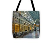 Arcade In Cleveland Tote Bag