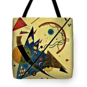 Arch And Point Tote Bag