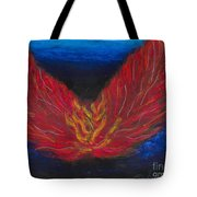 Arch Angel Gabrielle  Tote Bag
