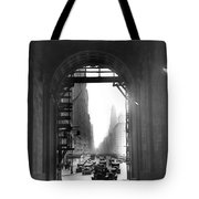 Arch At Grand Central Station Tote Bag