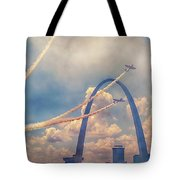 Arch Flight Tote Bag by Susan Rissi Tregoning
