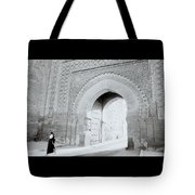 Arch In The Casbah Tote Bag