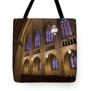 Arch In The Chapel Tote Bag