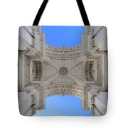 Arch-itecture Tote Bag