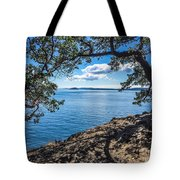 Arch Of Trees Tote Bag