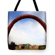 Arch Over Ncma Tote Bag
