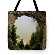 Arch Rock Tote Bag