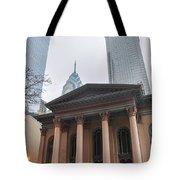 Arch Street Presbyterian Church - Philadelphia Tote Bag