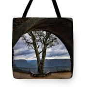 Arch Tree Tote Bag