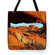 Arch View Tote Bag